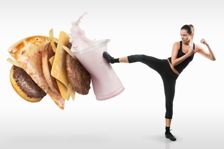 fit away from junk