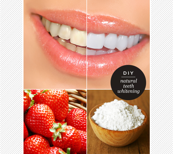 how to make whitening gel