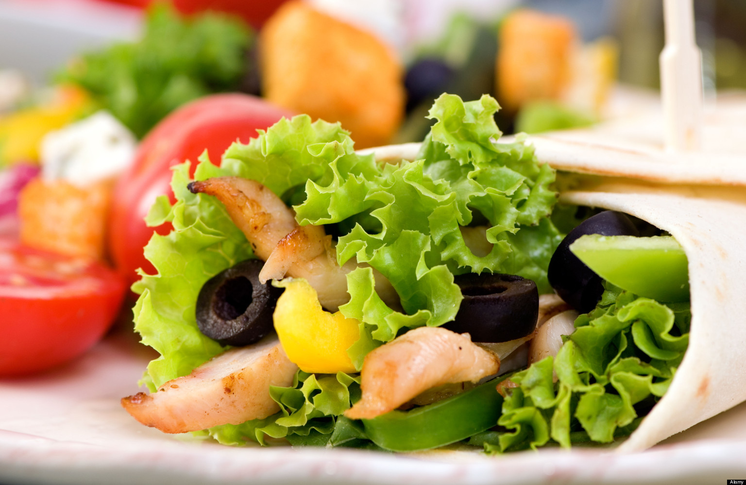 Fast and smart how to pick healthier fast food options for Cuisine healthy