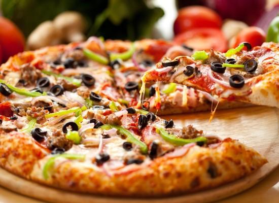 Let's Make a Healthier Pizza