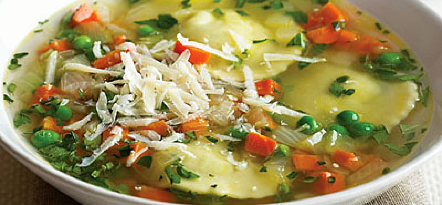A Bowlful of Comfort: Healthy Soups for You
