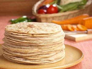 Staple - chapati