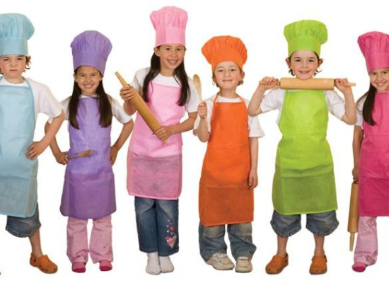 Cooking And Kids