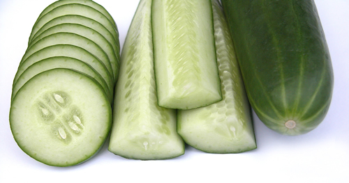 is cucumber a fruit fruit fresh