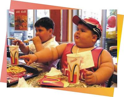 effects of eating fast food