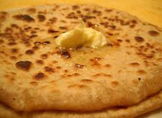 PANGS OF HUNGER :THE PARANTHA PARADISE