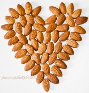 Almond-Heart-C