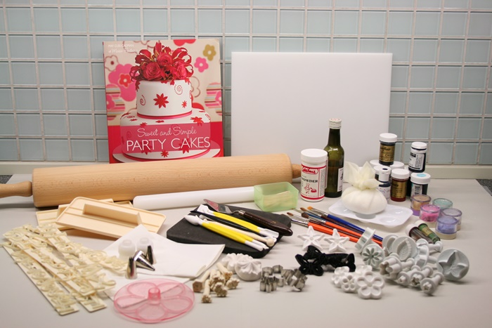 Cake Decorating Equipment For Beginners : Cake Decorating Crave Bits