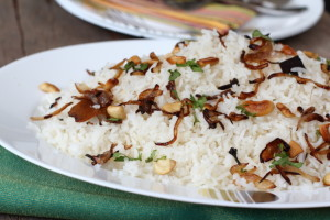 Famous south Indian ghee rice recipe