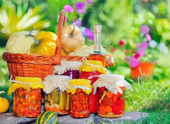 Save The Food : Preservation At Home
