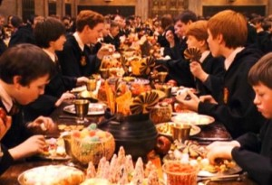 Hogwarts-Feast