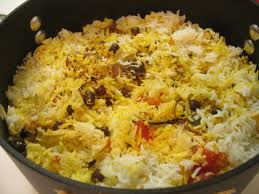 Hyderabad Chicken Dum Biryani final look