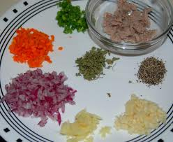 Ingredients that are required for making Manchow soup