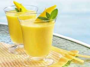 Mango-Smoothies