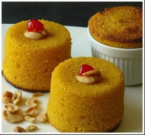 rava cakes