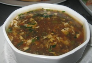 Popular Chicken Manchow soup