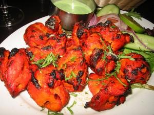 Spicy mouth watering Tandoori chicken recipe