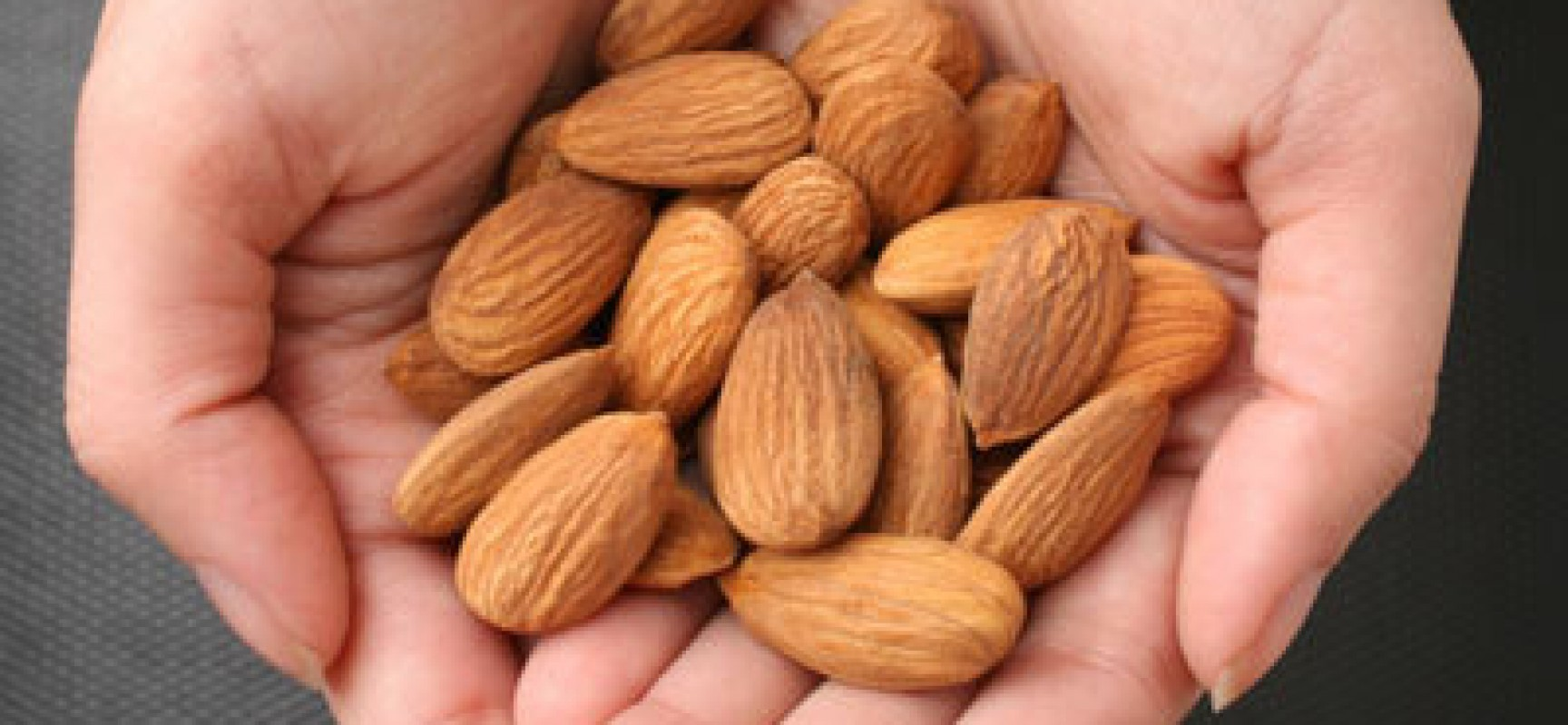 Almonds at its Best.
