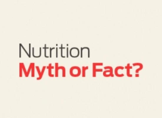 Mainstream Nutrition Myths