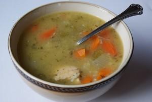 chciken soup