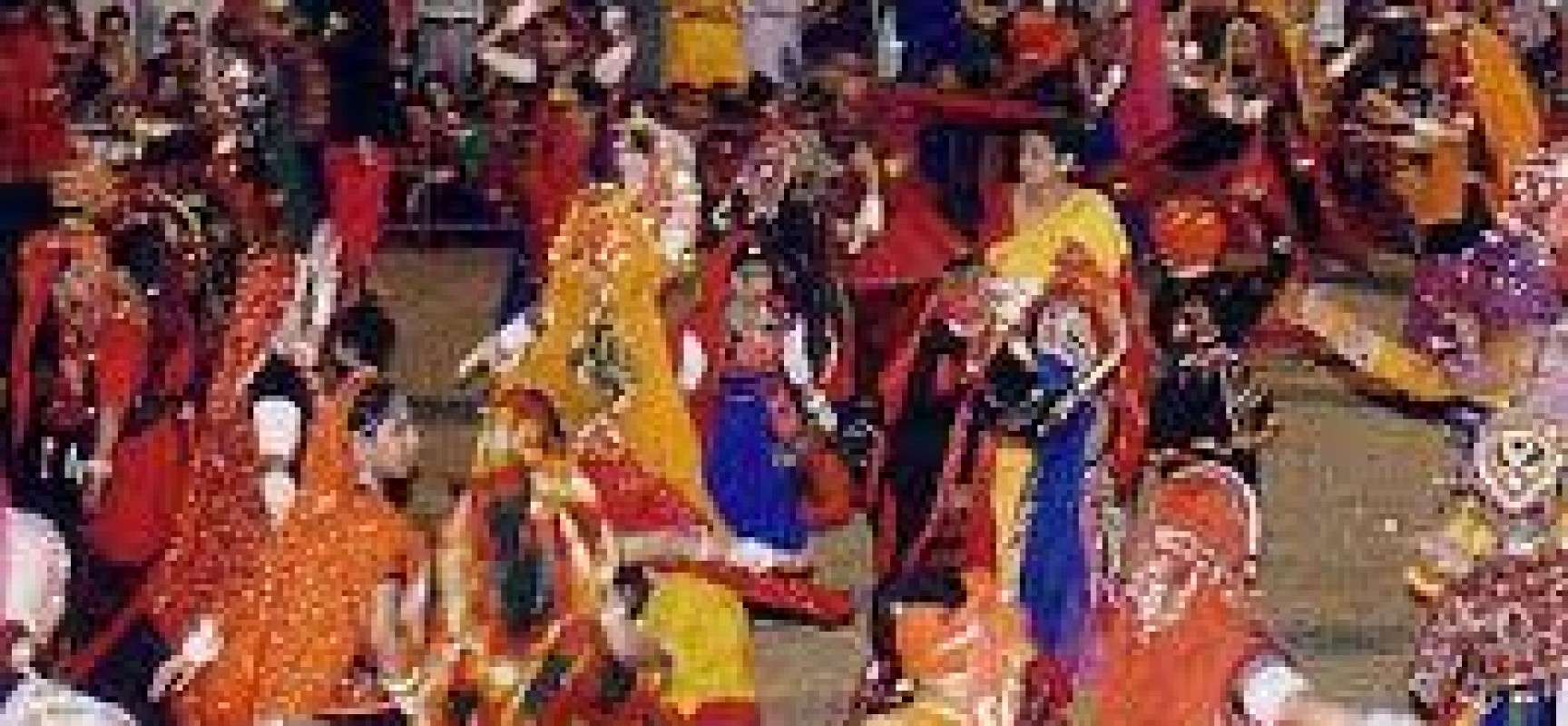 Gujarati's Folk Dance