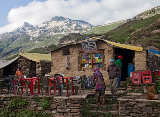 The Indian Dhabas