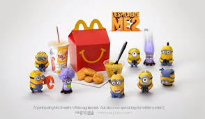 toys of happy meals