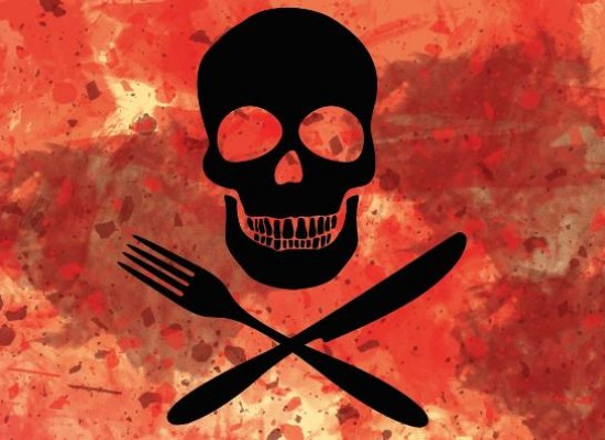 Foods that can actually kill you