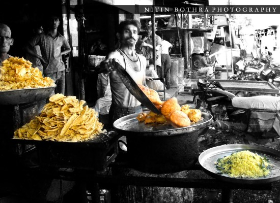 Street Foods: India's Epicurean Delight