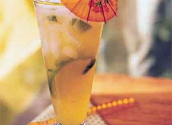 Mango drinks for summer