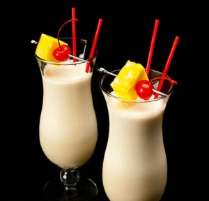 World s best selling cocktails crave bits for Cocktail pina colada