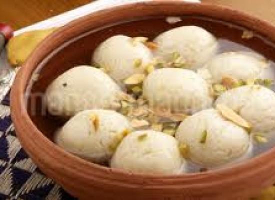 Rasgulla: The syrupy taste of India