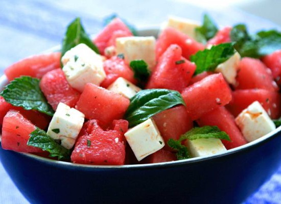Summer Specials: Sweet And Spicy Watermelon Recipes