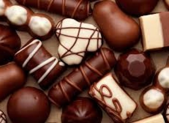Forget love, I'd rather fall in Chocolate!!!