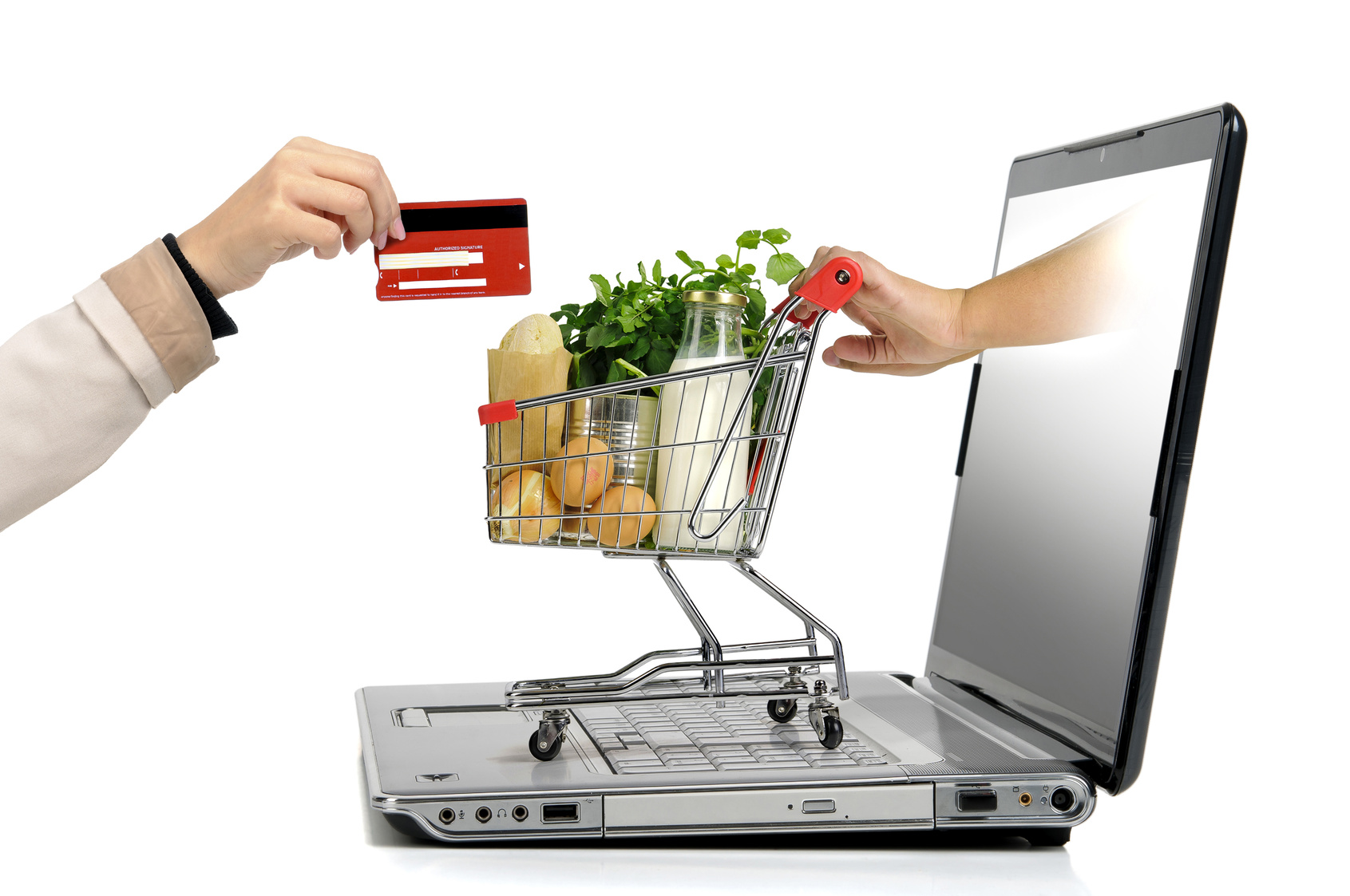 Pros and cons of online grocery shopping crave bits for Online shopping for the home