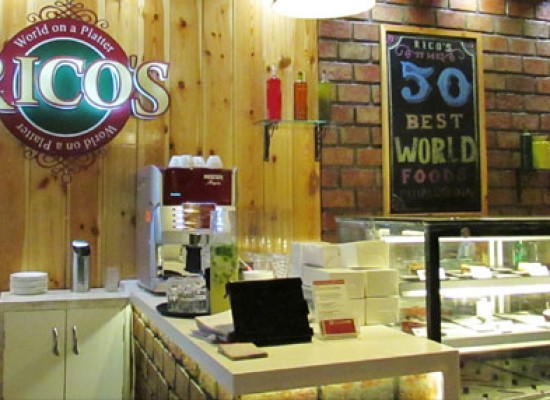 Rico's-Adding taste to North campus