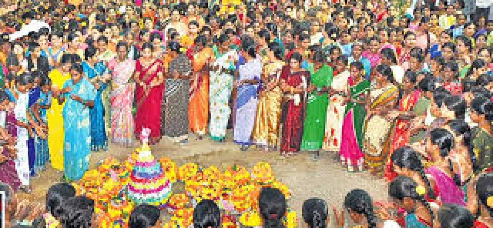 Bathukamma – A festival of flowers in Telangana