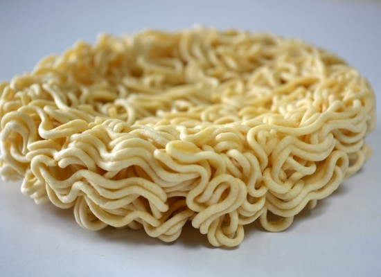 Instant Noodles at rescue!