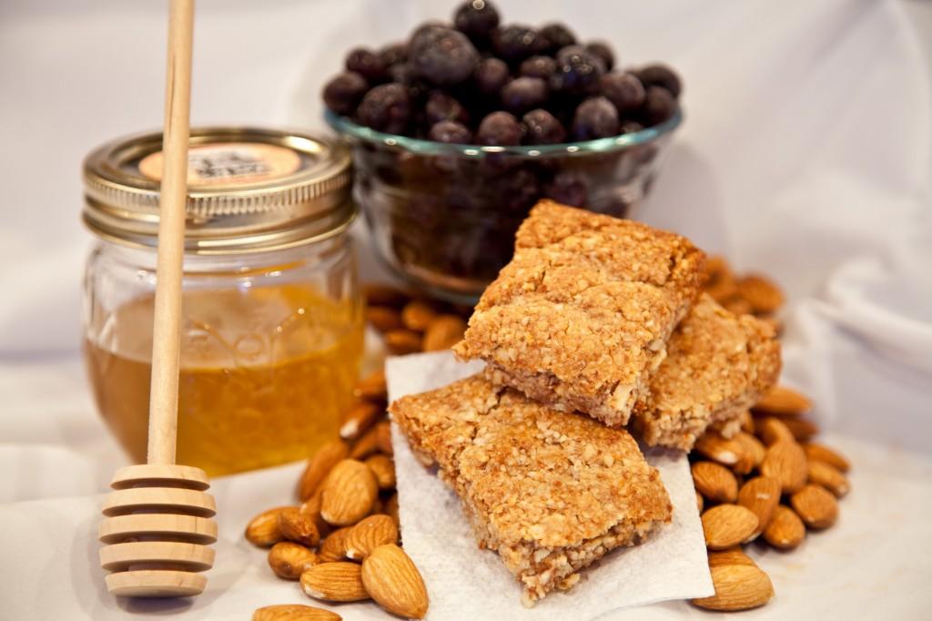 Honey-Almond-cookies