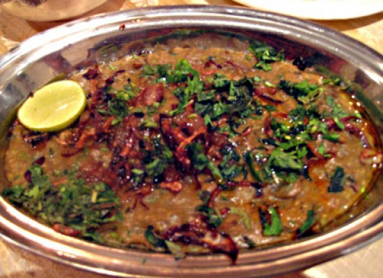 Hyderabadi Haleem recipe
