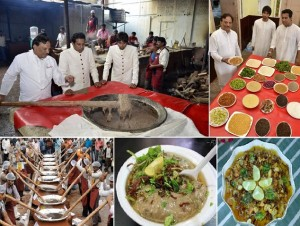 Ingredients and preparation of Haleem