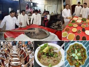 Ingredients and preparation of Haleem
