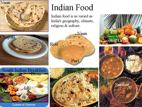 How Would You Describe Indian Food