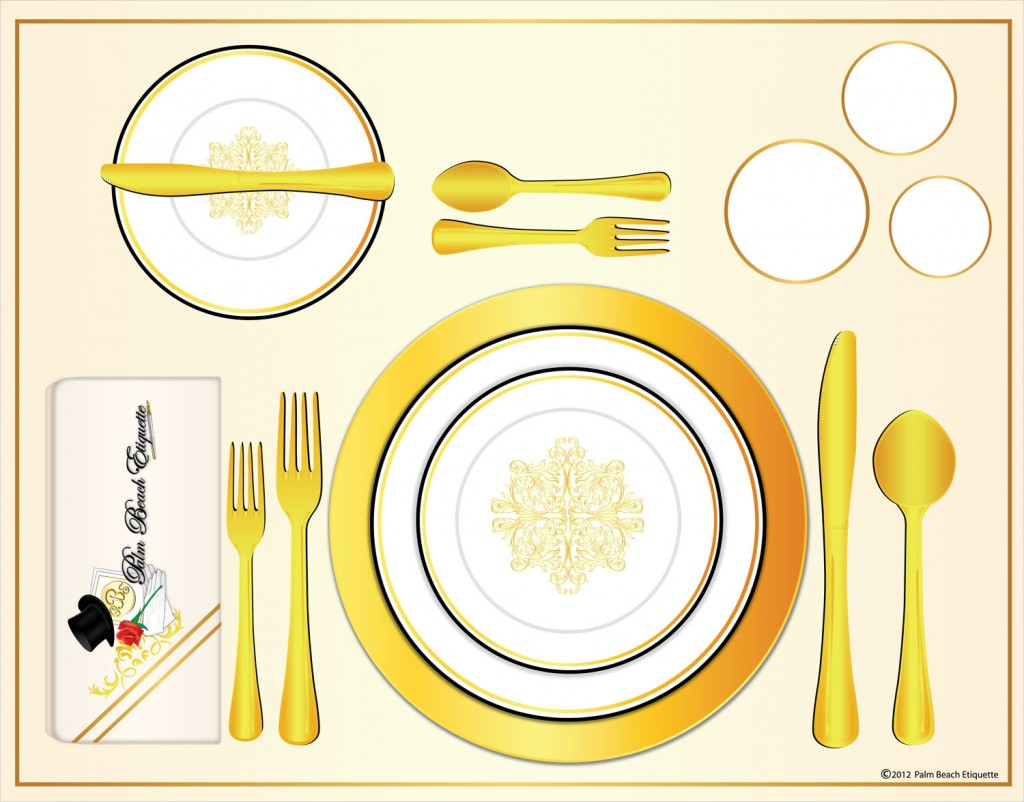 5 table etiquettes you must follow crave bits for Table etiquette