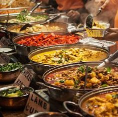 West Indian food in marriages and occasions