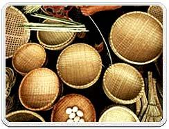 bamboo craft jharkhand
