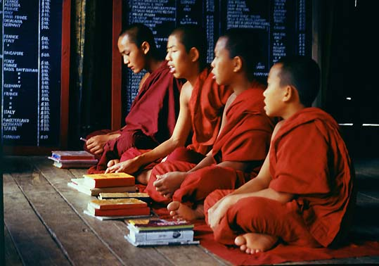 buddhism in tibet essay