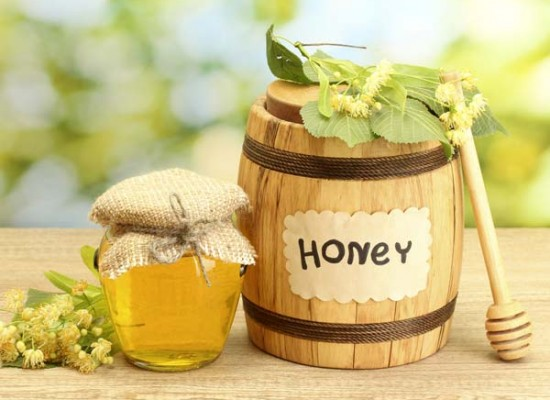 Here's all about HONEY!