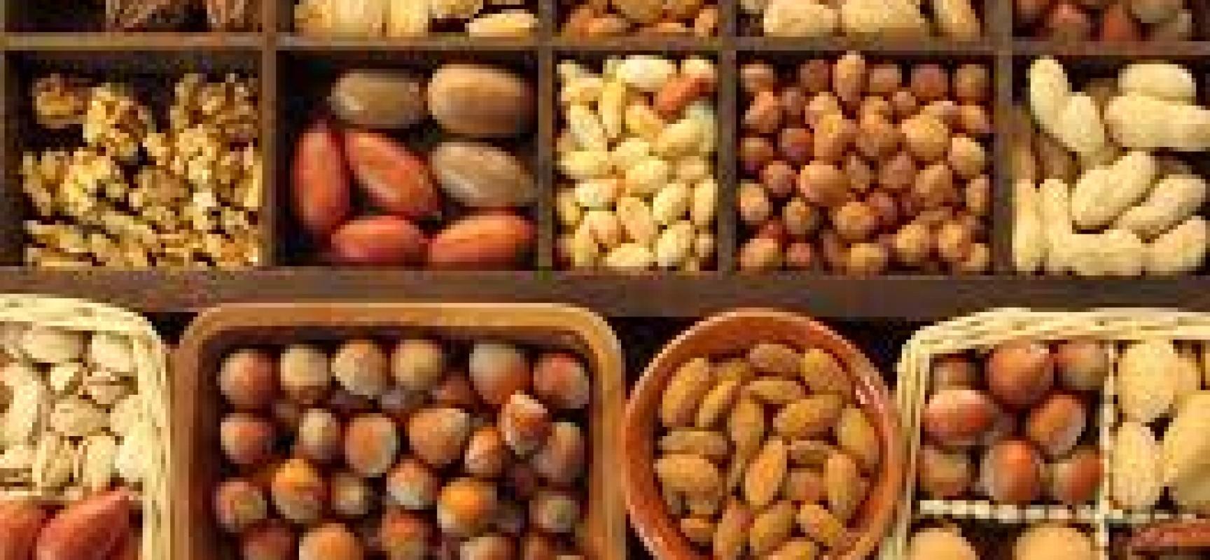 A nutty affair!