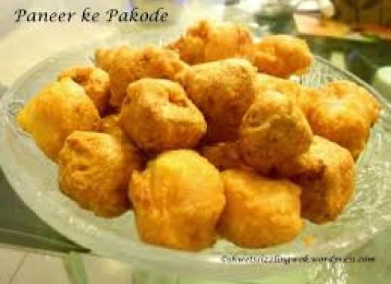 Some easy pakora recipes